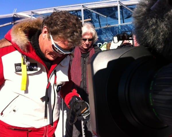 Foto22 600x478 - RTL -  Dreharbeiten mit Cathy und Richard Lugner