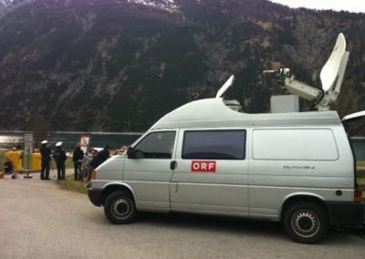 Foto10 400x284 - Live vor Ort für den ORF beim Hubschrauberabsturz