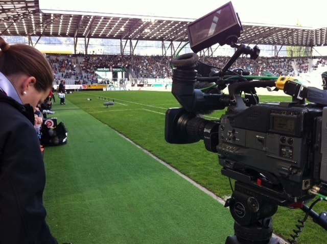 Foto4 - ServusTv (redbullmedia) Bundesliga Fussballtraining