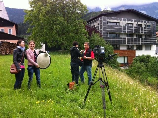 Foto1 - ORF Trailer Dreh