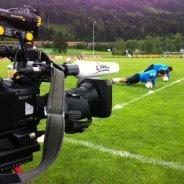 Foto12 184x184 - ServusTv (redbullmedia) Trainingslager Fussball Bundesliga RedBull Salzburg in Leogang/Salzburg