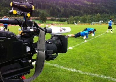 ServusTv (redbullmedia) Bundesliga Fussballtraining