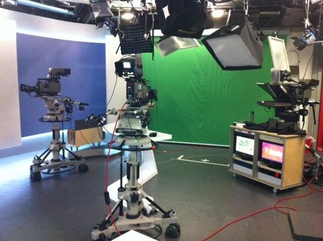 Foto - ORF - heute Studiokamera