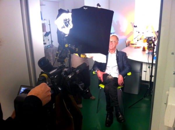 """Foto2 600x448 - ORF """"Besser Leben"""" OP Dreh"""