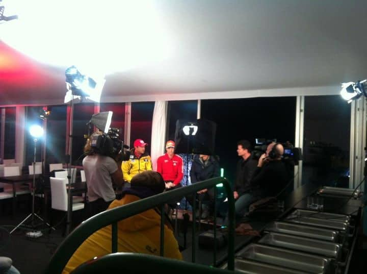 Foto1 - ServusTV - Sport und Talk aus dem Hangar 7 - Sölden Spezial