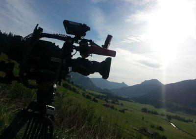 20130929 100941 400x284 - ORF Dreharbeiten Berg