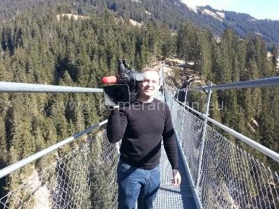 wpid 20140310 1140473 - ORF / Höchste Hängebrücke Europas