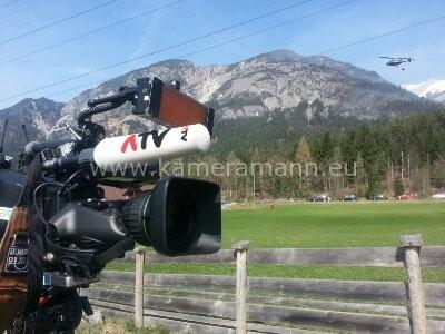 ATV Gross-Einsatz Waldbrand
