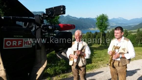 ORF Volksmusik Walchsee
