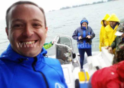 20140813 095357 1 400x284 - 4 in einem Boot