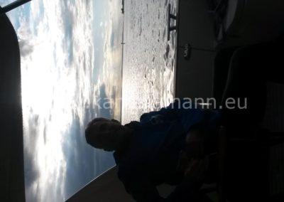 20140816 184147 am kaiserstrand 400x284 - 4 in einem Boot
