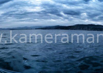 pano 20140813 062251 1 400x284 - 4 in einem Boot
