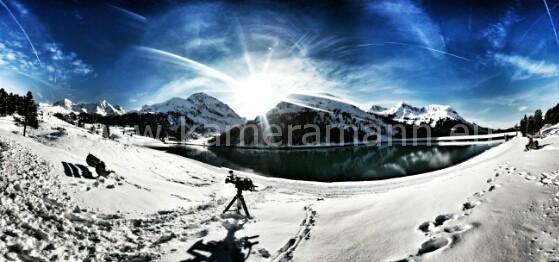 Drehtag in Tirol