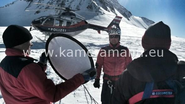 wpid 20150323 1501480 1 - ORF -  Gletscherspalten