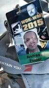 PRO7 TV total Wok WM 2015