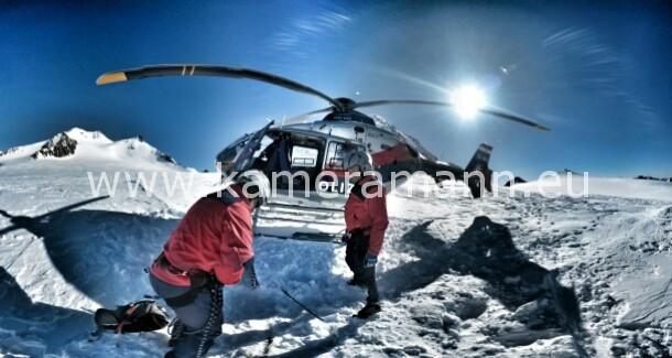 ORF –  Gletscherspalten