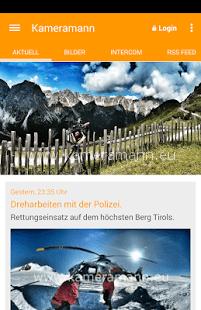 app andreas felder - ORF kreuz und quer