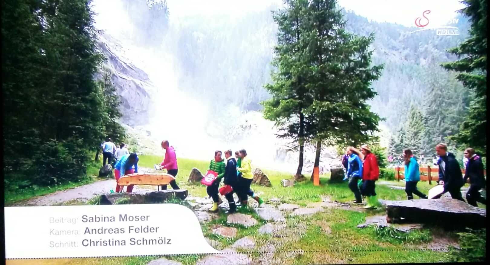 Krimmler Wasserfälle – ServusTV