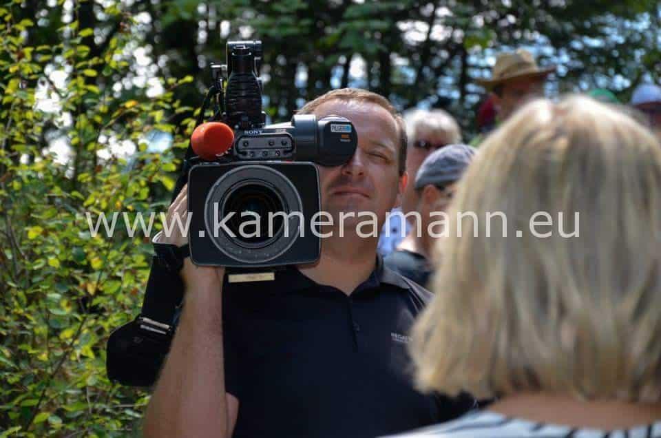 Juzi – ORF Dreharbeiten