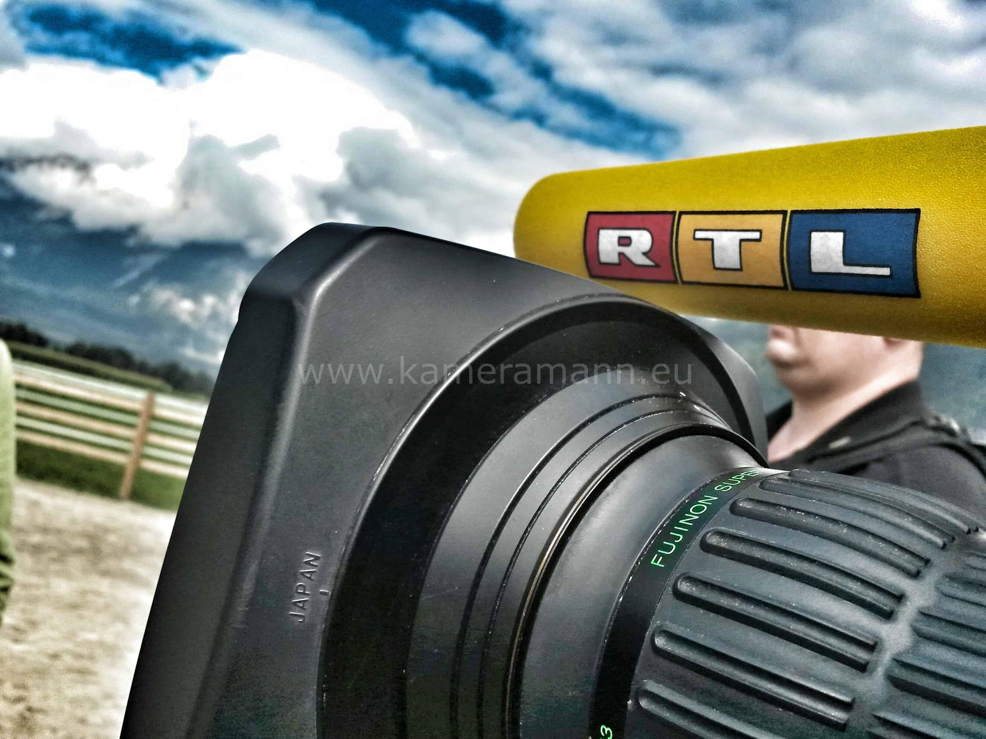 rtl dreharbeiten - RTL -  Dreharbeiten mit Cathy und Richard Lugner