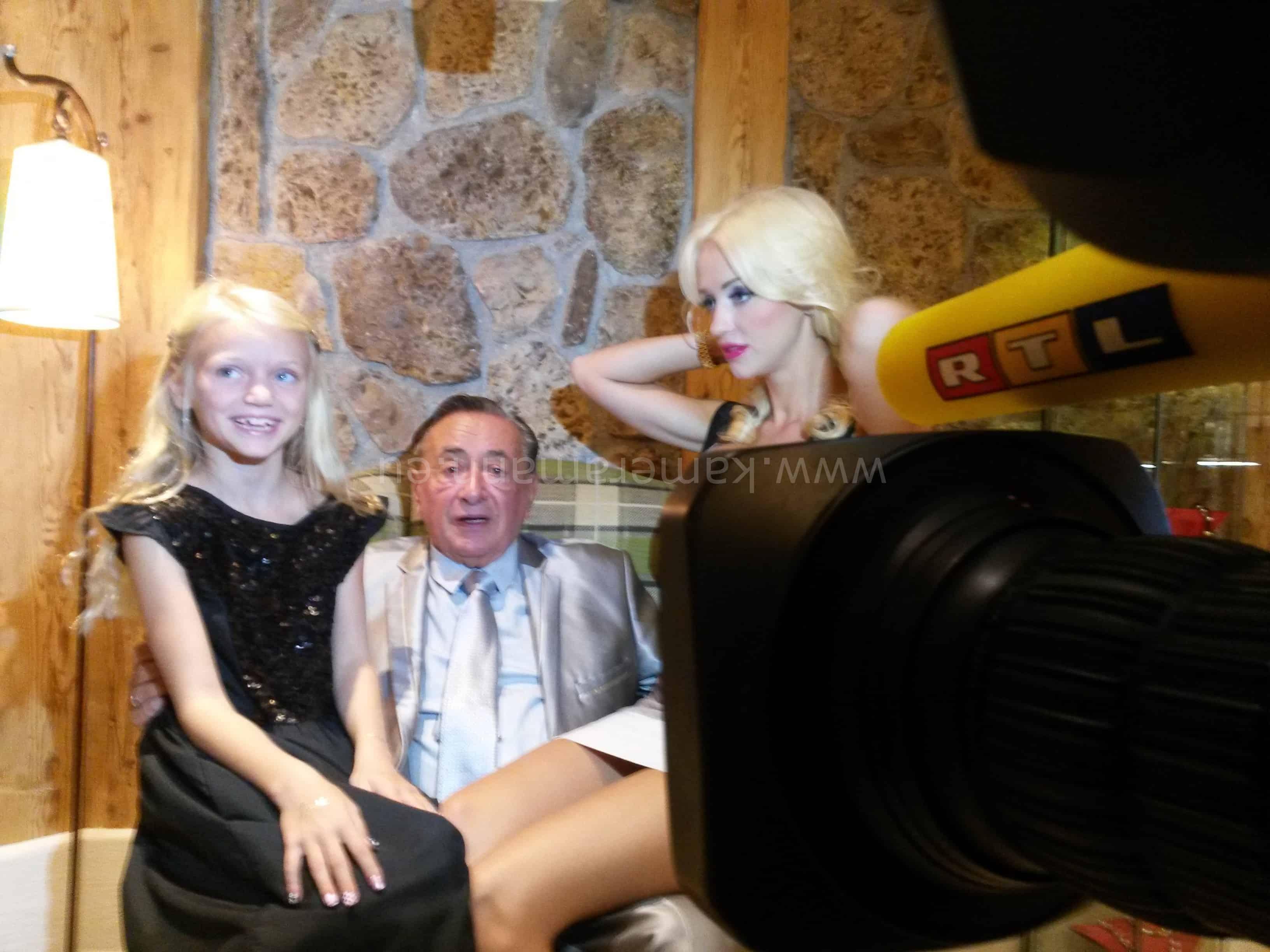 wpid 20150919 102237 e1442781509659 - RTL -  Dreharbeiten mit Cathy und Richard Lugner