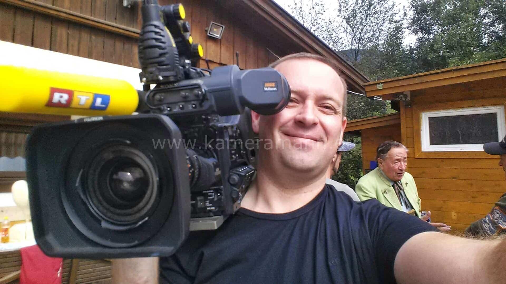 wpid 20150919 1235370 01 - RTL -  Dreharbeiten mit Cathy und Richard Lugner