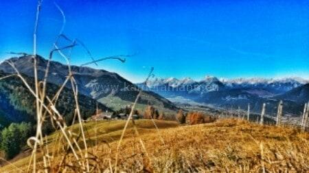 Herbst in Tirol