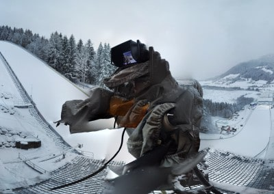 fis skiflug wm 3 400x284 - Kameramann Andreas Felder