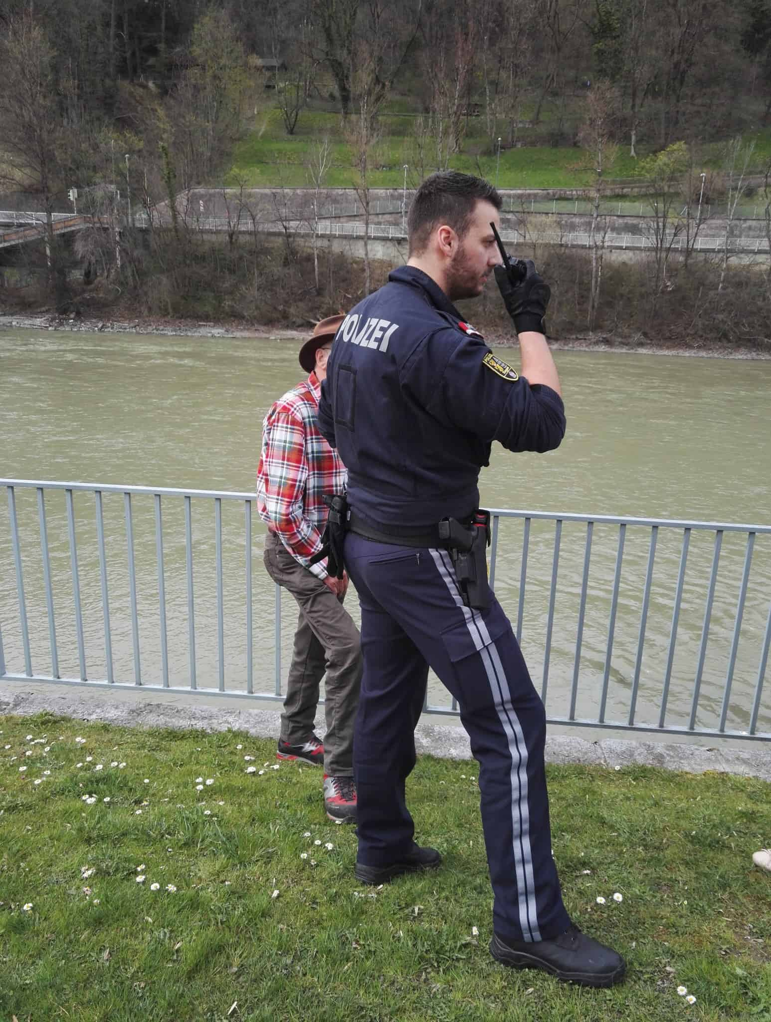polzeieinsatz 2 - Polizeieinsatz vor laufender Kamera