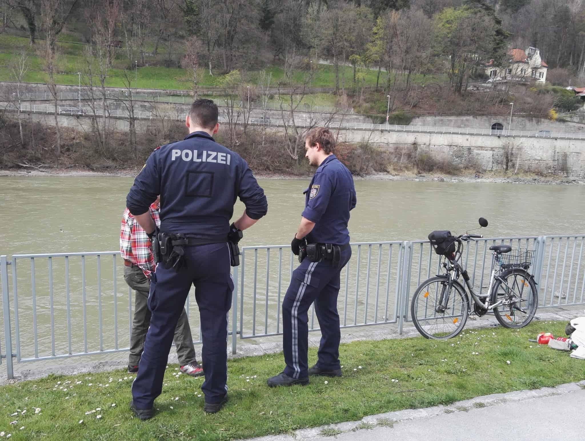 polzeieinsatz 5 - Polizeieinsatz vor laufender Kamera