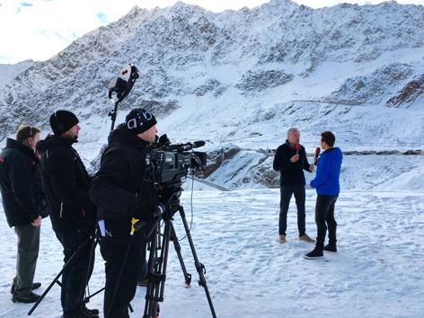 Gumo Soelden 2 - ORF Guten Morgen Österreich - Tirol Woche
