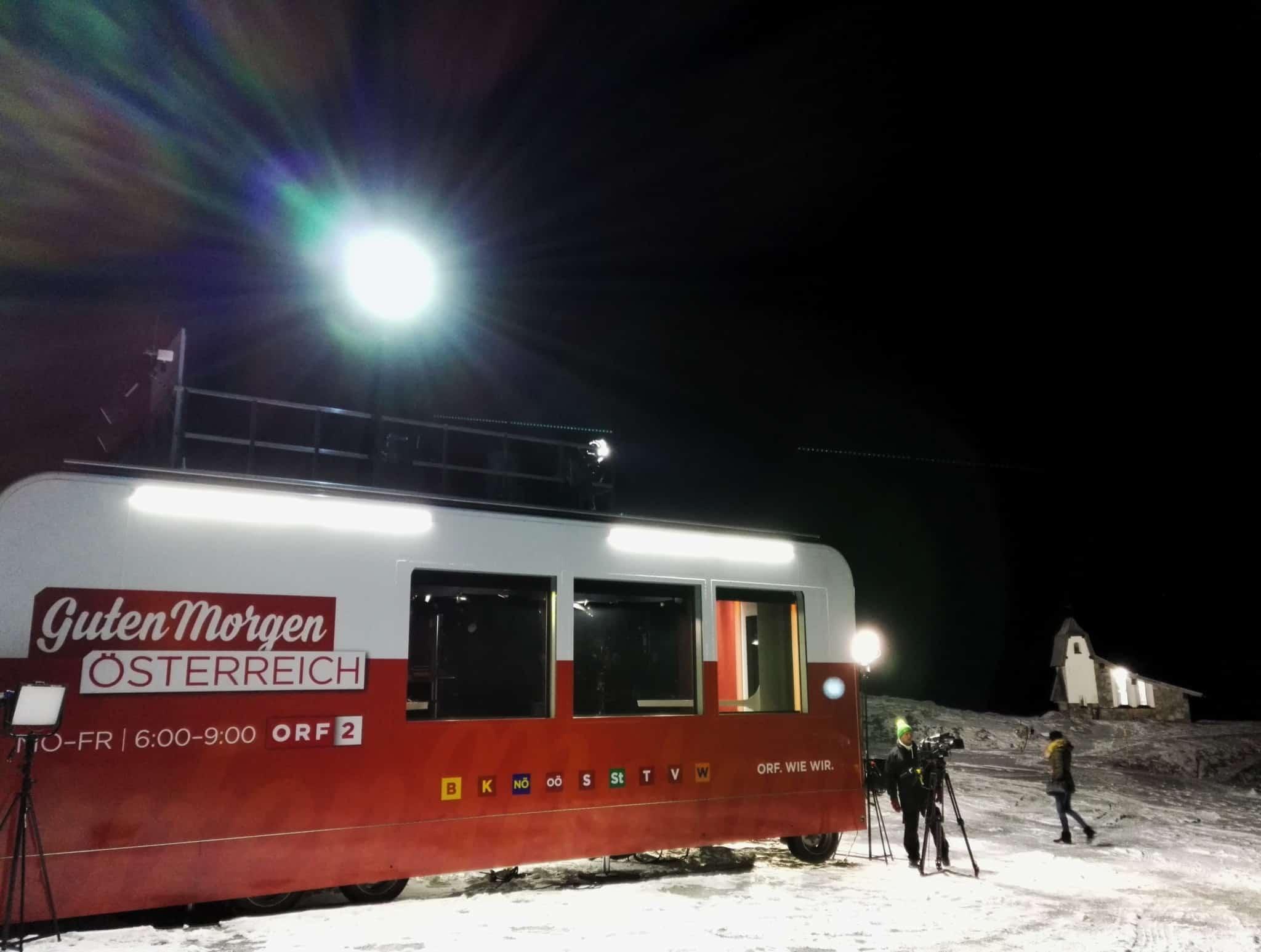 ORF GUTEN MORGEN OESTERREICH TIROL SOELDEN 14 - ORF Guten Morgen Österreich - Tirol Woche