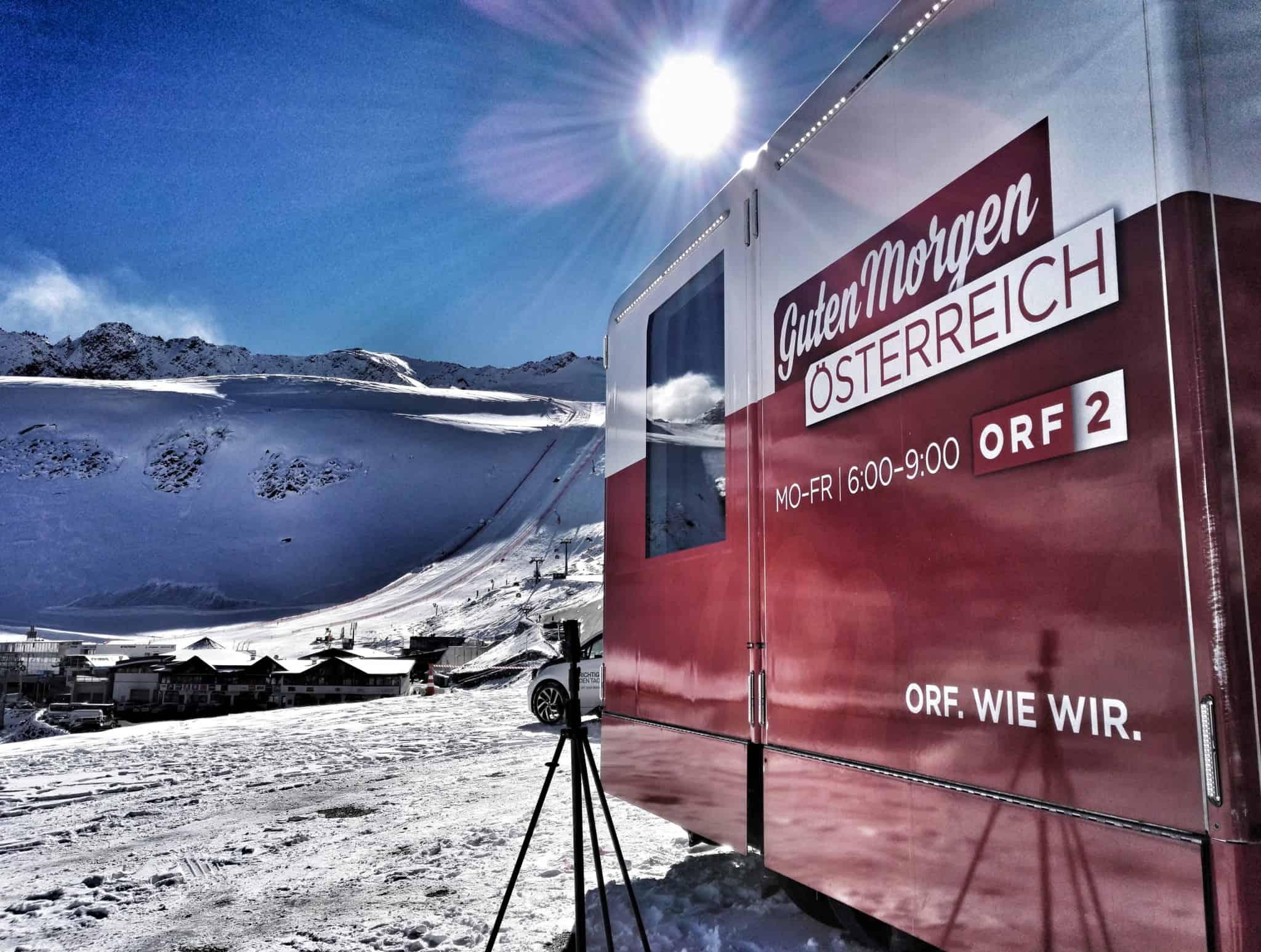 ORF GUTEN MORGEN OESTERREICH TIROL SOELDEN 7 - ORF Guten Morgen Österreich - Tirol Woche