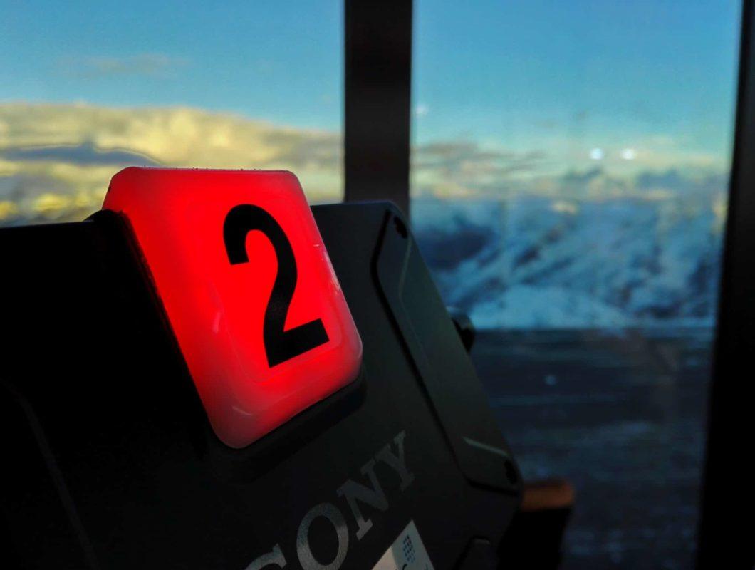 ServusTv Sport und Talk aus dem hangar7 soelden spezial 13 1060x800 - Steadycam Dreharbeiten