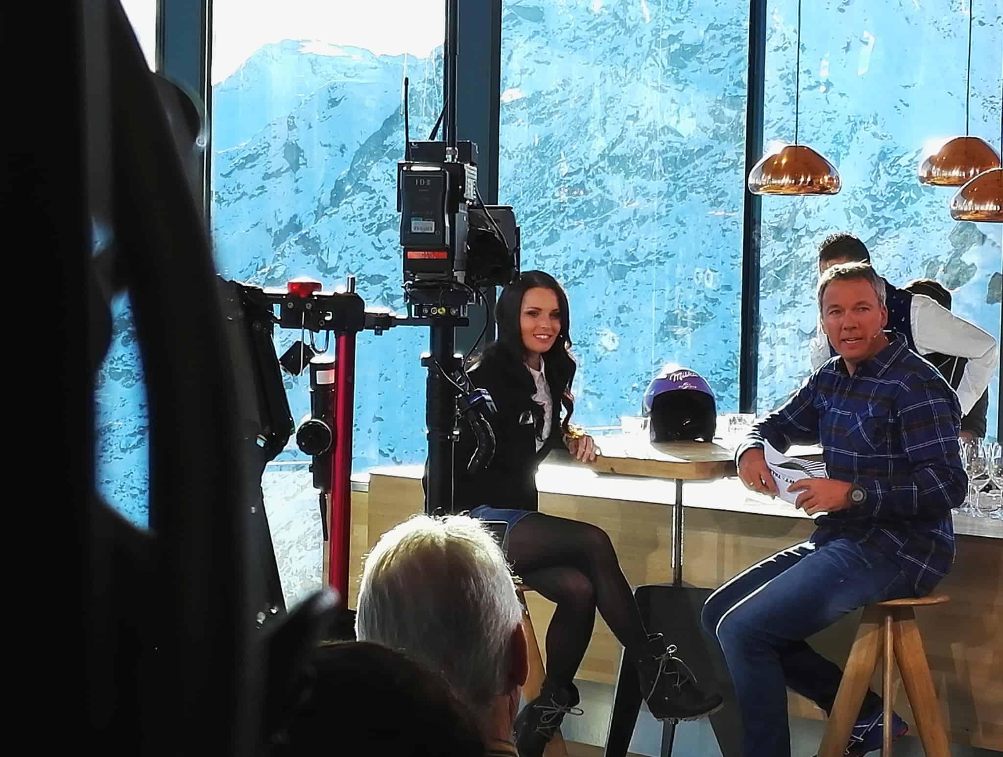 ServusTv Sport und Talk aus dem hangar7 soelden spezial 16 - ServusTV - Sport und Talk aus dem Hangar 7 - Sölden Spezial