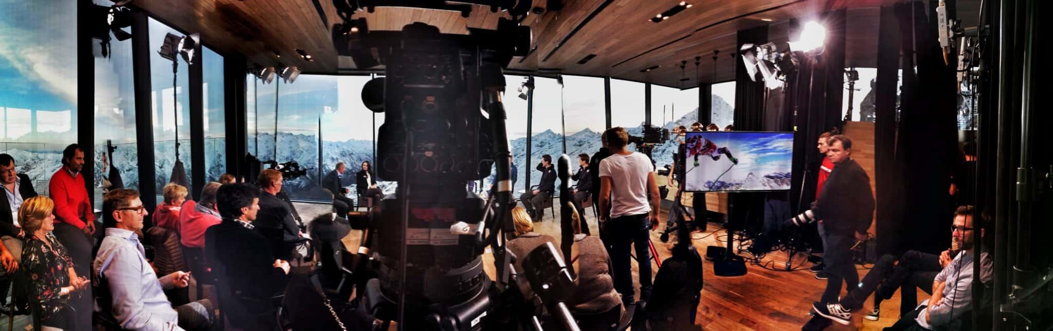 ServusTv Sport und Talk aus dem hangar7 soelden spezial 20 - ServusTV - Sport und Talk aus dem Hangar 7 - Sölden Spezial