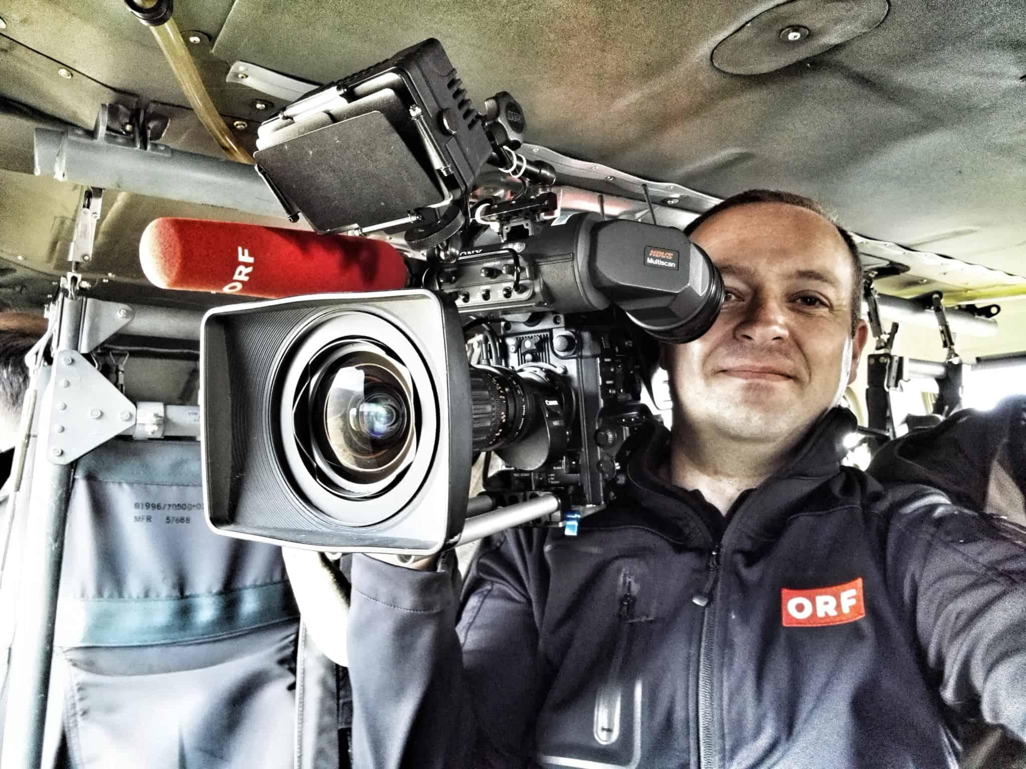 orf black hawk bundesheer lienz 2 - ORF - Black Hawk Bundesheer