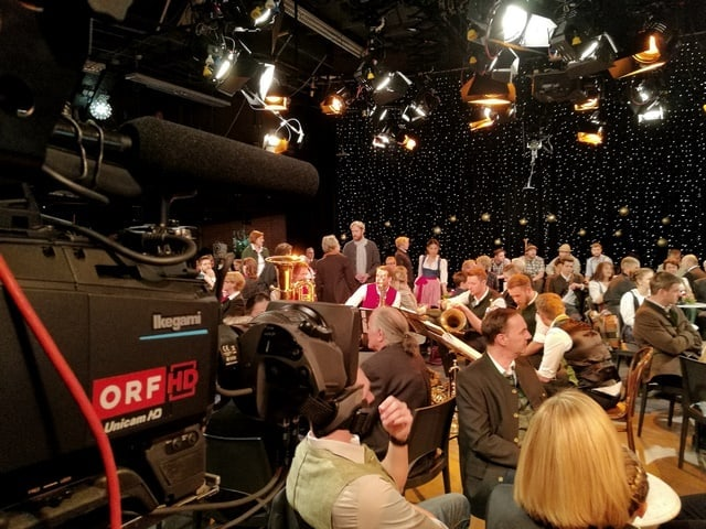 Andreas Felder Dreharbeiten 02 3 2 - ORF Licht ins Dunkel