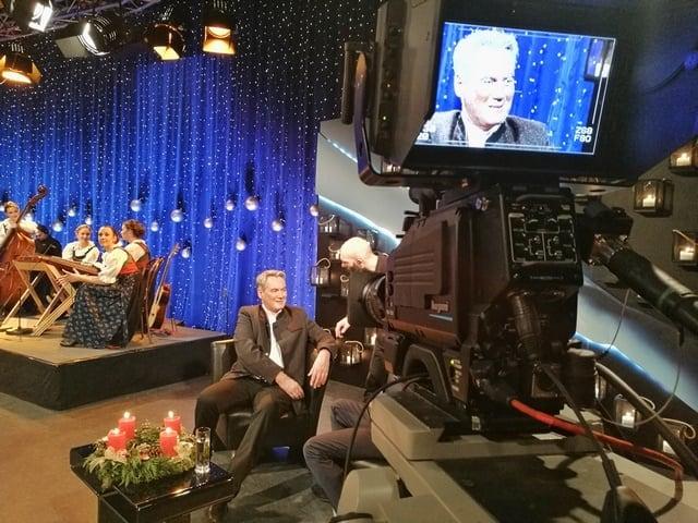 Andreas Felder Dreharbeiten 02 40 2 - ORF Licht ins Dunkel