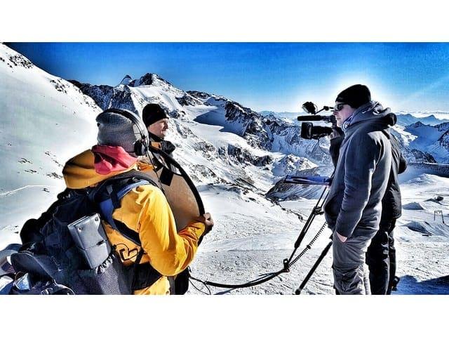Andreas Felder Dreharbeiten 02 6 3 - RTL - Faktenchecker
