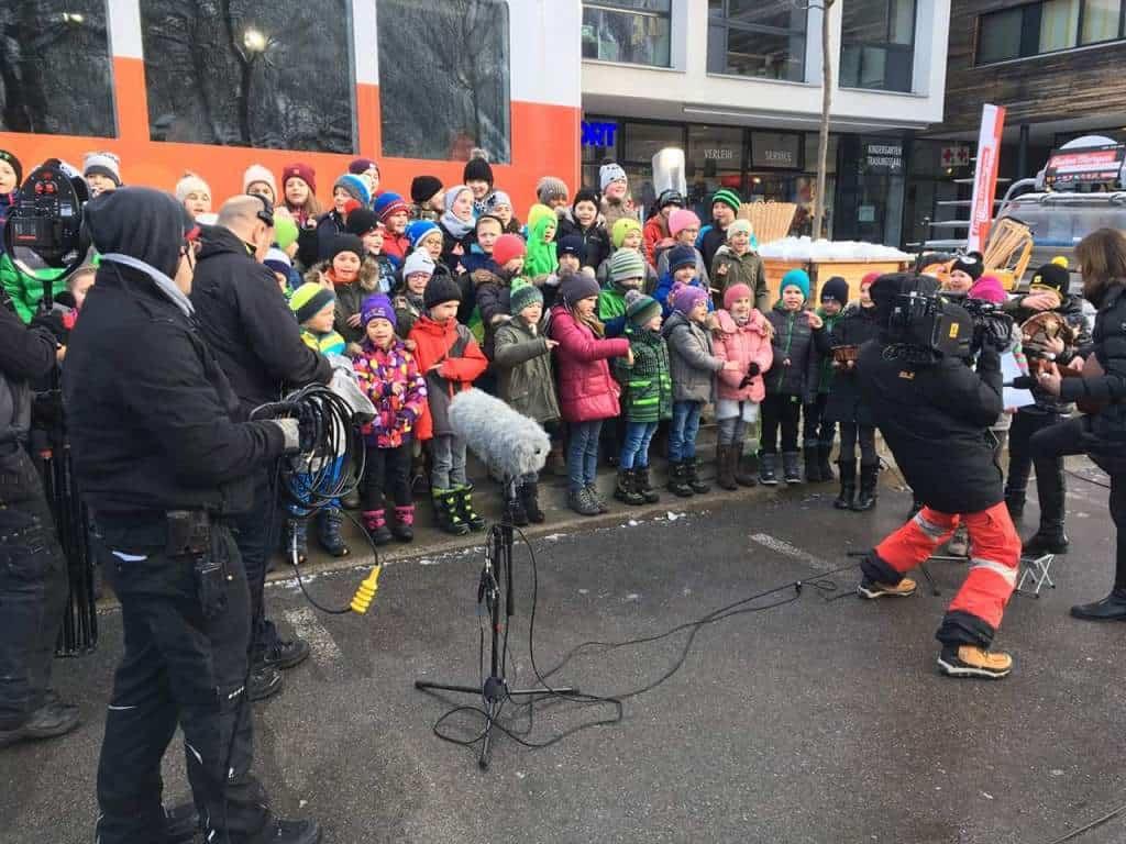 andreas felder kameramann 18 - ORF Guten Morgen Österreich aus Tirol und Vorarlberg (März)