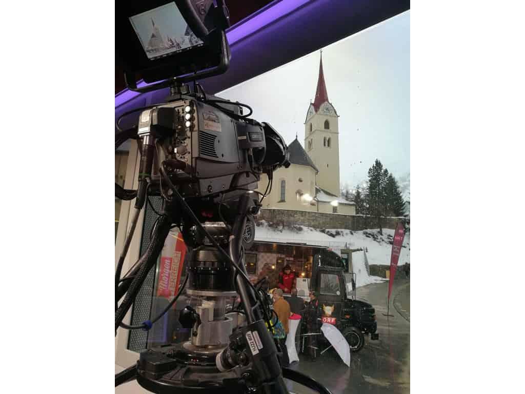 andreas felder kameramann 2 - ORF Guten Morgen Österreich aus Tirol und Vorarlberg (März)