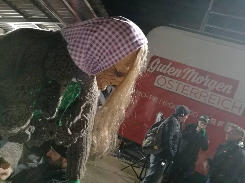 andreas felder kameramann 25 2 - ORF Guten Morgen Österreich aus Tirol und Vorarlberg (März)