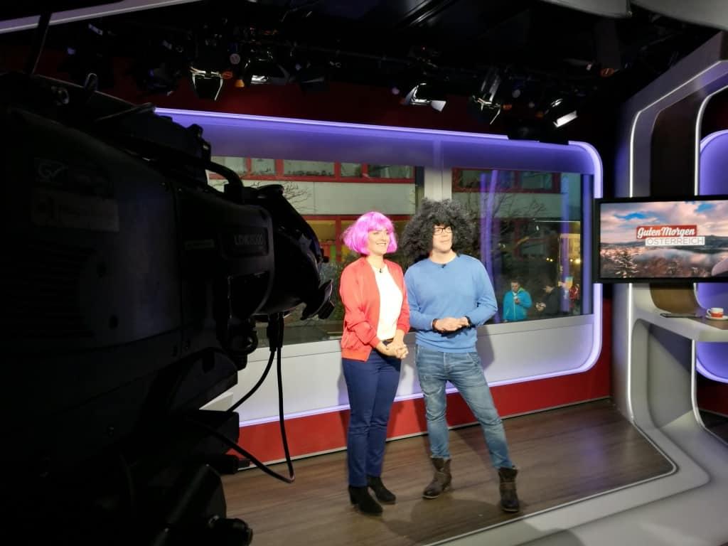 andreas felder kameramann 25 - ORF Guten Morgen Österreich aus Tirol und Vorarlberg (März)