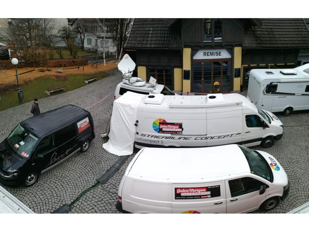 andreas felder kameramann 27 - ORF Guten Morgen Österreich aus Tirol und Vorarlberg (März)