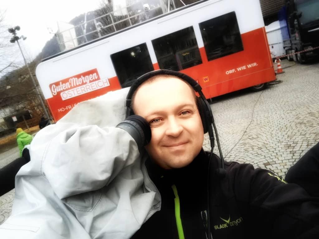 andreas felder kameramann 28 - ORF Guten Morgen Österreich aus Tirol und Vorarlberg (März)