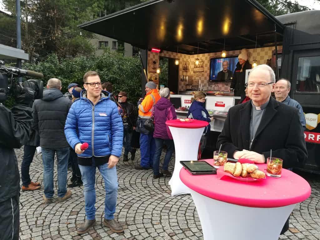 andreas felder kameramann 29 - ORF Guten Morgen Österreich aus Tirol und Vorarlberg (März)