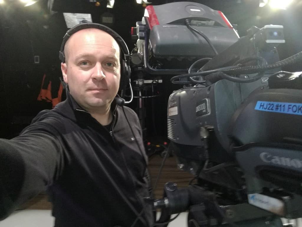 andreas felder kameramann 3 - ORF Guten Morgen Österreich aus Tirol und Vorarlberg (März)
