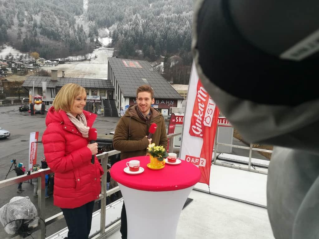 andreas felder kameramann 30 2 - ORF Guten Morgen Österreich aus Tirol und Vorarlberg (März)