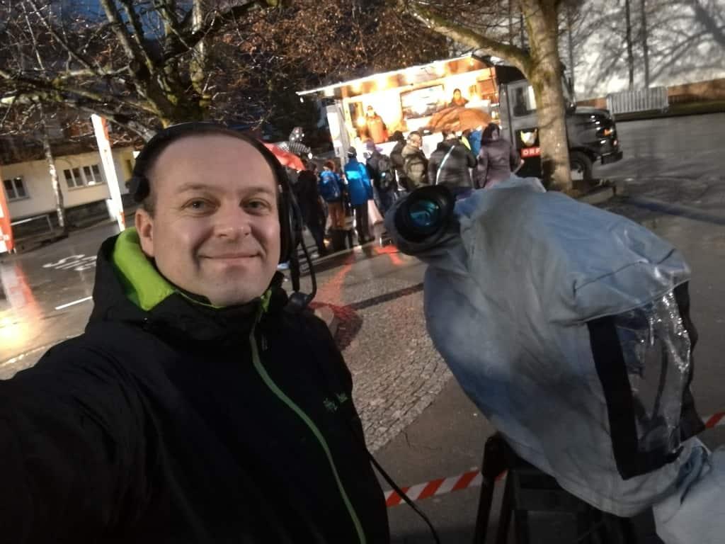 andreas felder kameramann 30 - ORF Guten Morgen Österreich aus Tirol und Vorarlberg (März)